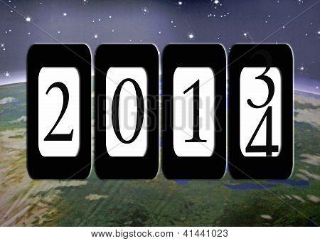 2014 odometer