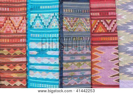 Thailand Folk Textile