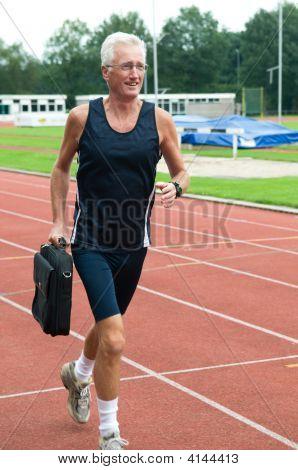 Laptop Athlete