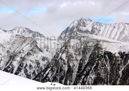 High Austrian Alps