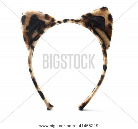 Leopard Hairband