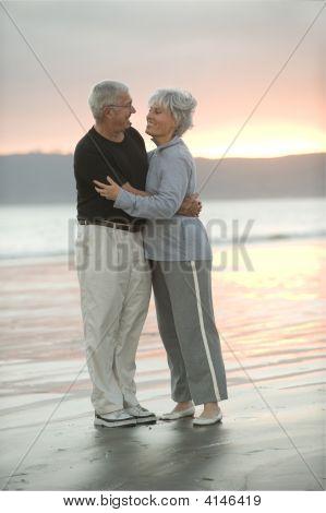 Senior Romantik