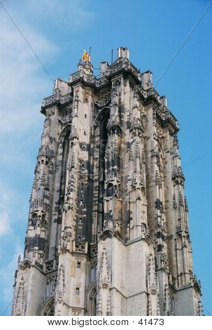 St. Rumboldt's Tower II