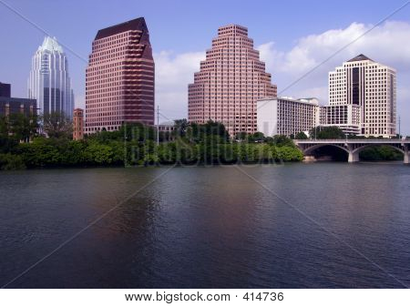 Austin City Shapes
