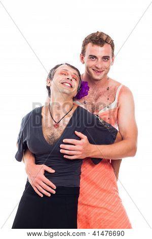 Hilarious Transvestites