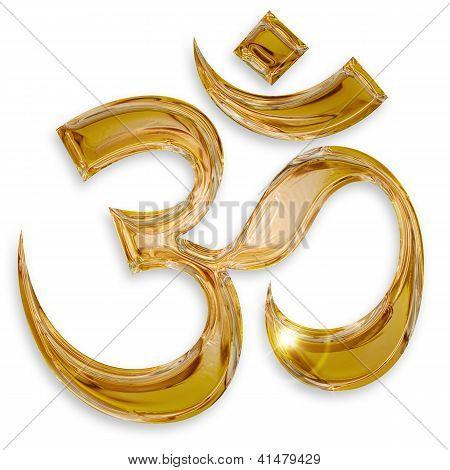 hindu om icon