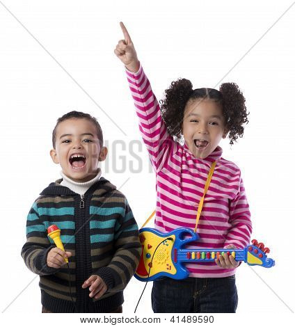 Happy Kids Music Band