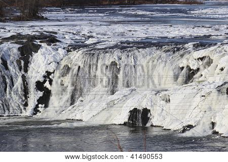 Cold Waterfalls