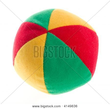Toy Ball Isolated