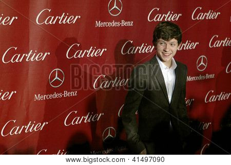 PALM SPRINGS, CA - JAN 5: Tom Holland arrives at the 2013 Palm Springs International Film Festival's Awards Gala at the Palm Springs Convention Center on Saturday, January 5, 2013 in Palm Springs, CA.