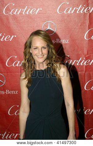 PALM SPRINGS, CA - JAN 5: Helen Hunt arrives at the 2013 Palm Springs International Film Festival's Awards Gala at the Palm Springs Convention Center on Saturday, January 5, 2013 in Palm Springs, CA.