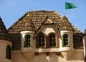 Medieval House Detail 15 poster