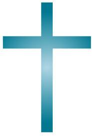 picture of christian cross  - Christian church cross religious spiritual symbol illustration - JPG