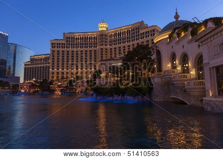 The Bellagio Hotel In Las Vegas, Nv On May 20, 2013