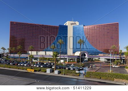The Rio Casino In Daytime In Las Vegas, Nv On June 14, 2013