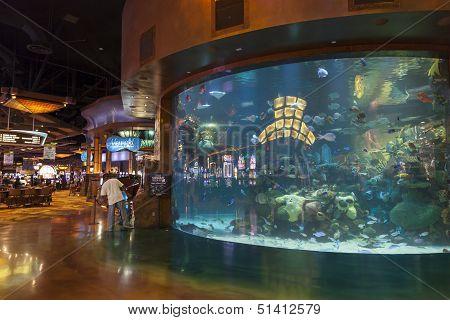Silverton Hotel Interior In Las Vegas, Nv On August 20, 2013