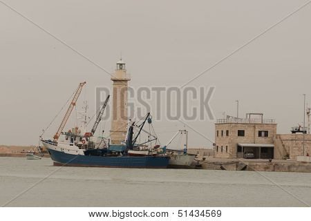 Harbor of Molfetta