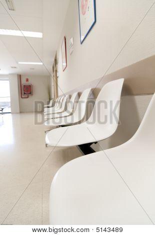 Krankenhaus Wartezimmer