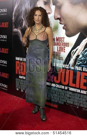 LOS ANGELES - SEP 24:  Francesca Fanti at the Romeo & Juliet Premiere at ArcLight Hollywood Theaters on September 24, 2013 in Los Angeles, CA