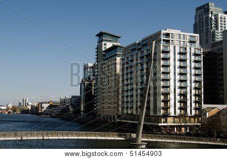 South Dock, London Docklands