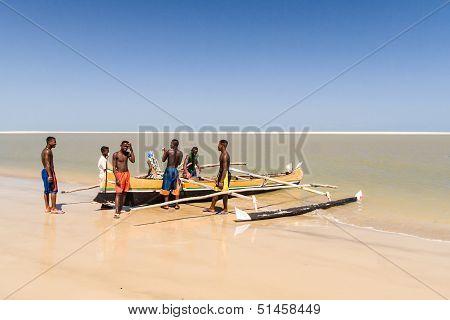 Vezo Fishermen