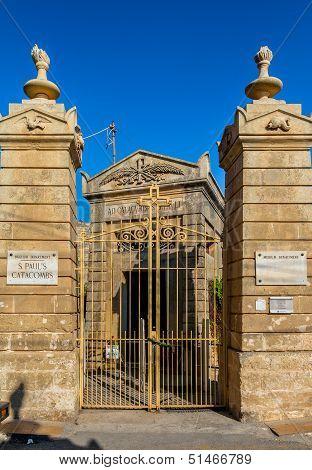 St Paul Catacombs