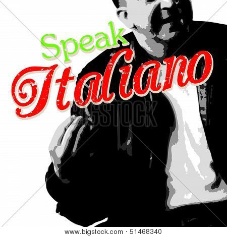Speaking Italian with Your Hands