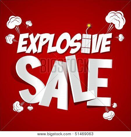 Explosive Sale