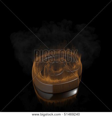 3D fire