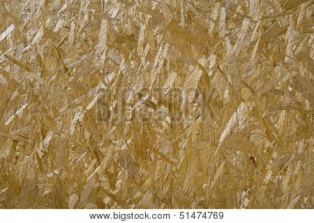 Pressed Wooden Panel - Osb
