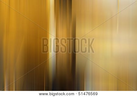 Golden Blurred Background