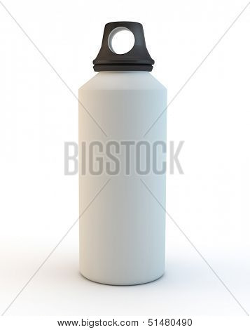 modern style drinks bottle with screw cap, thermos insulated style