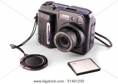 Compact Digital Camera