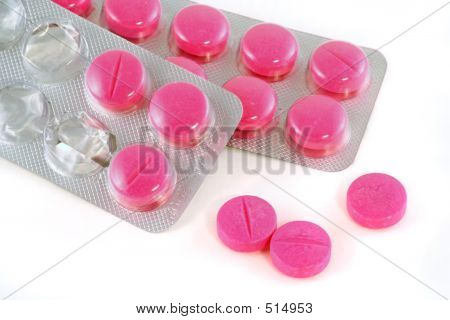 Pink Tablets