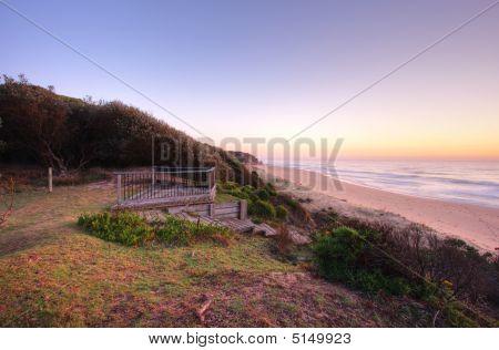 Seascape Dawn