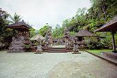 stock photo of gunung  - Gunung kawi temple in Bali island - JPG