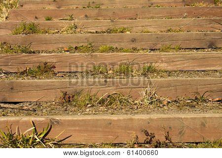 Balk Like Stairs