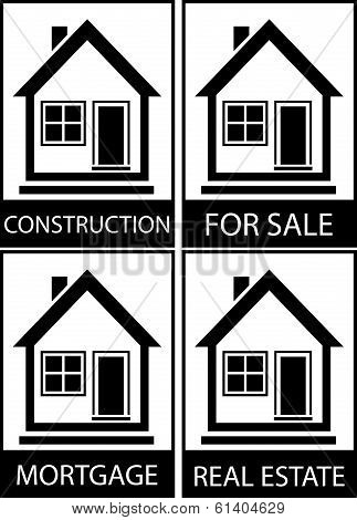 set home for sale, construction and mortgage