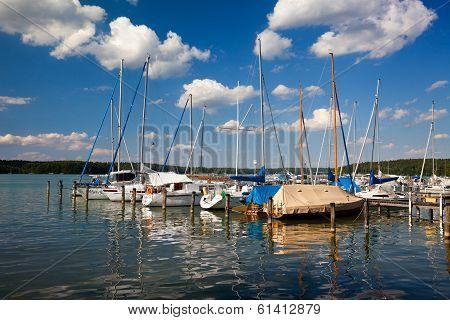 yacht boats