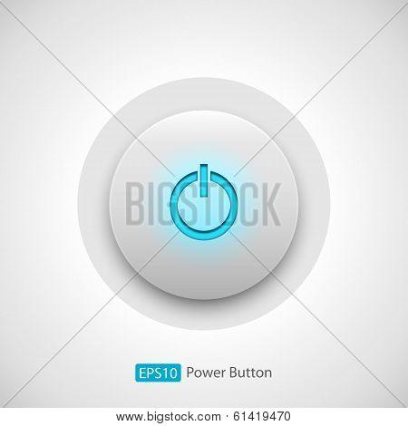 Power Button Background