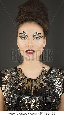 Snake Eyes Girl