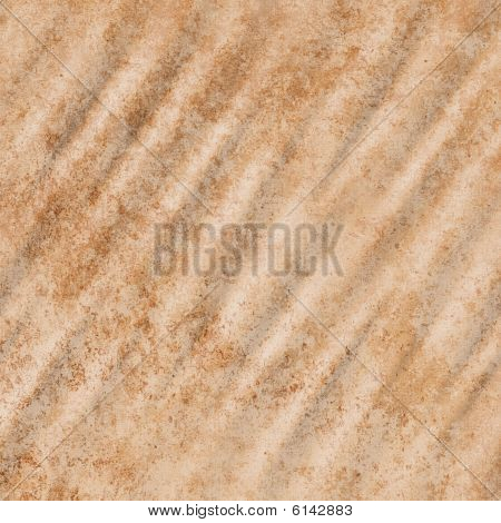 Shabby Rippled Abstract