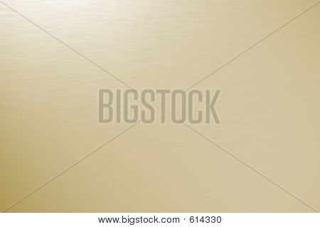 Brushed Metal Gold