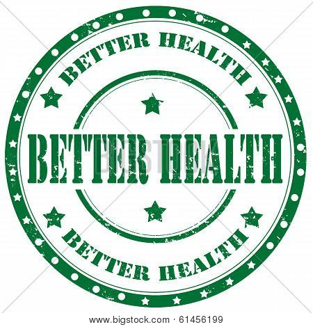 Better Health-stamp