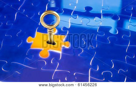 Puzzles And Keys
