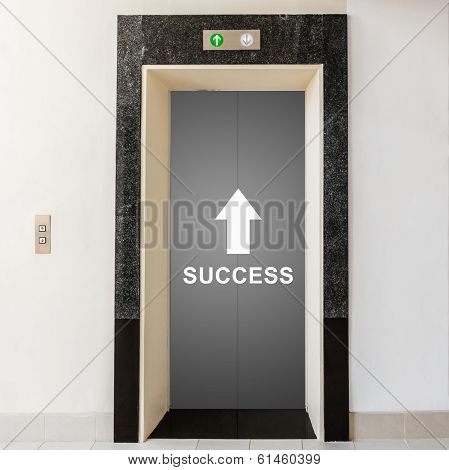 Way To Success, Business Conceptual