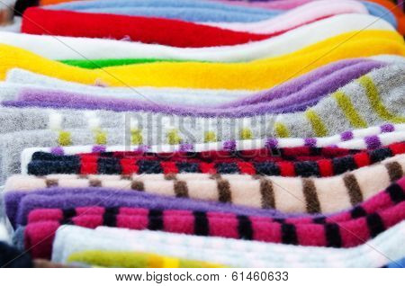 Traditional woollen stuff