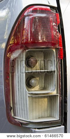 Tail Light Truck