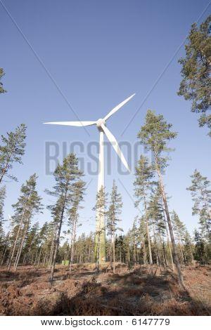 Modern Windmill