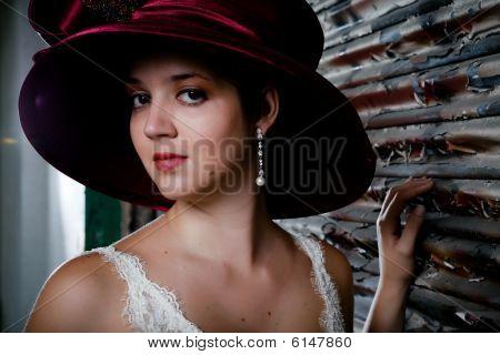 Bride - close up